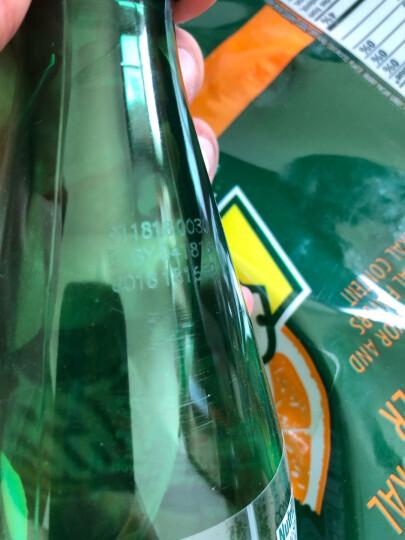 法国进口  巴黎水Perrier气泡矿泉水(橘子味)  塑料瓶装  500ML*24瓶/箱 晒单图