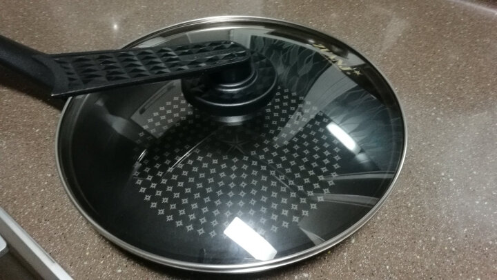 钻技(ZUANJ) 钻技ZUANJ煎锅平底锅进口不粘锅电磁炉可用 晒单图