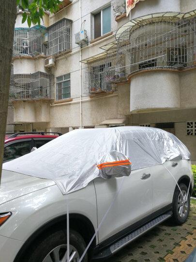 越野兵 汽车车衣车罩防晒防雨雪汽车用品 适用于本田艾力绅 马自达8 比亚迪M6 斯柯达速尊 现代辉翼 晒单图