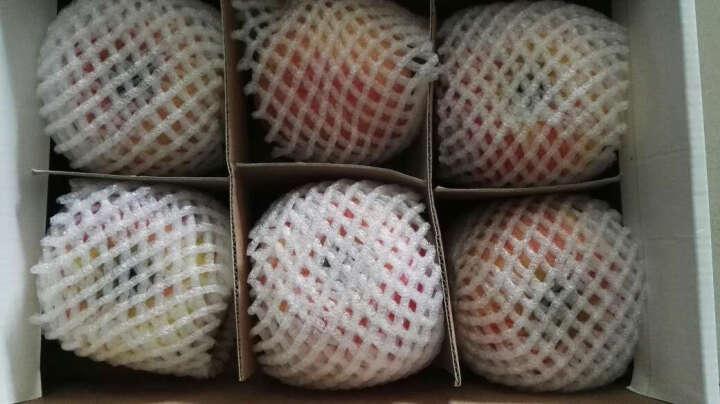 【延安馆】陕西延安洛川红富士苹果水果礼盒精品85果径24枚  8KG smzdm 晒单图