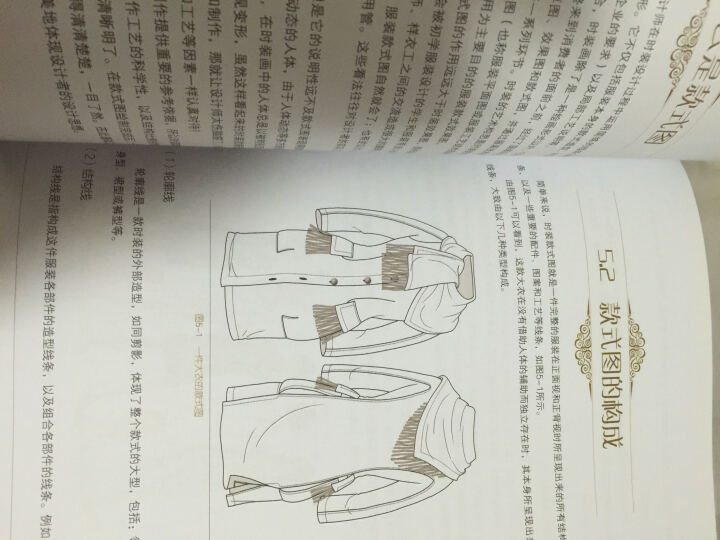 从零开始学服装设计:时装画技法速成 晒单图