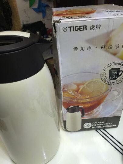 Tiger虎牌保温壶 家用热水瓶暖壶 大容量保温瓶热水壶PWM-A20C-CA珍珠白2000ml 晒单图