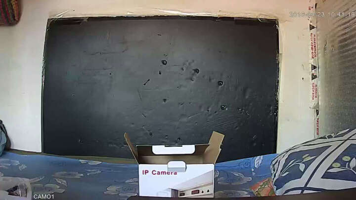 LOOSAFE 360度全景网络摄像头无线wif高清智能监控器手机远程家用 LS-QJ01 晒单图