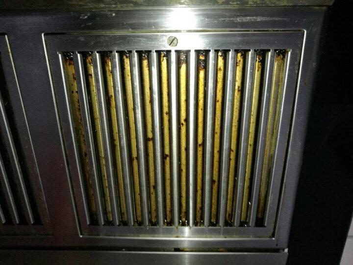 蓝月亮 保护型厨房油污净 油烟机清洁剂  厨房清洁剂(香橙)500g/瓶 晒单图