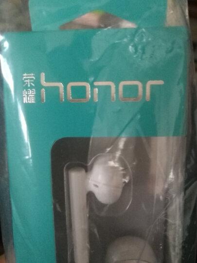 华为(HUAWEI)荣耀原装三键线控带麦半入耳式耳机AM115(标准版) 晒单图