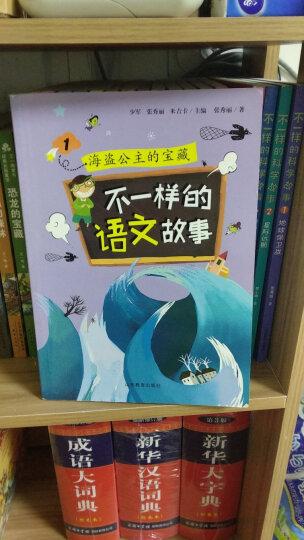 不一样的故事系列12册 数学故事升级版+语文故事(套装共12册) 晒单图