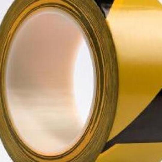 丰得隆-地板胶带 地贴 地面无尘车间黑黄标识彩色胶布长33m警示胶带 200mm宽*33米(留言备注颜色) 晒单图