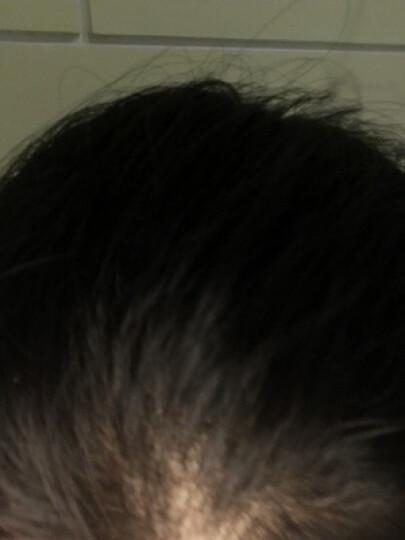 ?魔香 【第2件半折】一洗黑洗发水染发剂植物纯染发膏一支黑天然黑色非五贝子清水男女白发变黑发不沾头皮 植物染发剂+护发精油 晒单图