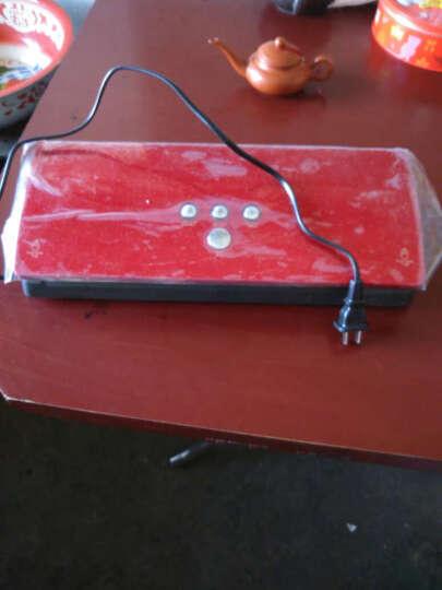 辛巴迪(sunbuddy) 达派全自动真空机包装机 家用商用食品茶叶抽真空封口机塑封机 DS2000银 晒单图