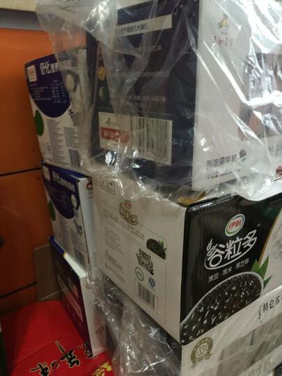 桂格燕麦热带水果麦片420g+特仑苏纯牛奶250mlX12盒 晒单图
