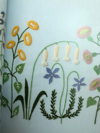 羊毛线刺绣 晒单图