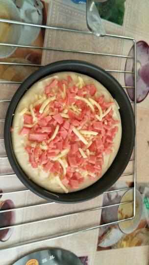 7式 披萨饼底 披萨饼胚半成品饼底pizza套餐烘焙原料 8寸(3个装) 晒单图