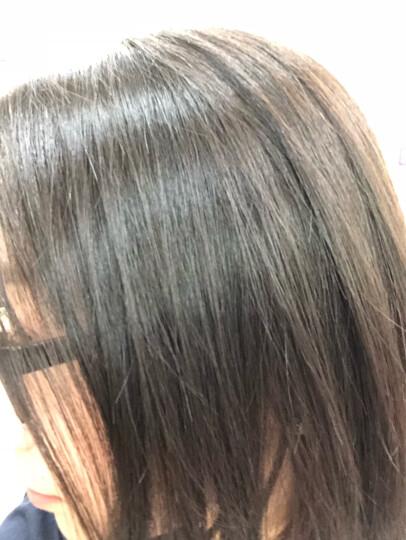 【第二件减10元】意大利SANOTINT天然纯植物染发剂无刺激孕妇男女用遮盖白发 21号深蓝莓色【不遮白发】 阳光下显色 晒单图