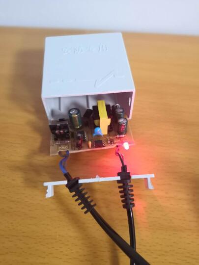 镭威视(luowice)监控电源 室外摄像头适配器12V2A防水稳压直流DC开关变压器火牛 C2 晒单图