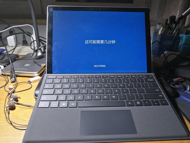 微软(Microsoft) 新品New Surface Pro 5 笔记本平板电脑二合一6 Go办公 i7 16G内存 512G存储 官方标配+原装键盘 晒单图