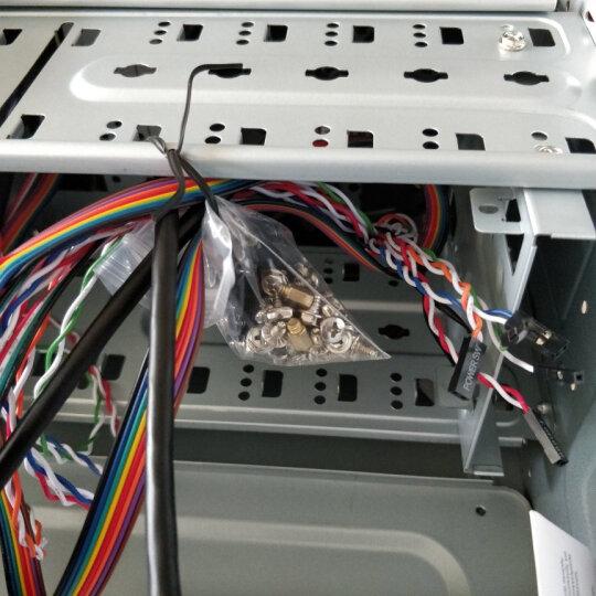 酷冷至尊(CoolerMaster)特警365 中塔式电脑主机机箱(支持ATX主板/ USB3.0/支持SSD/防尘) 黑色 晒单图
