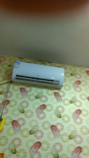 奥克斯(AUX) 二级能效 变频冷暖 WIFI智能 自动水洗 隐藏显示 香奈儿系列空调挂机 KFR-35GW/BpTLP1+2 1.5匹 晒单图