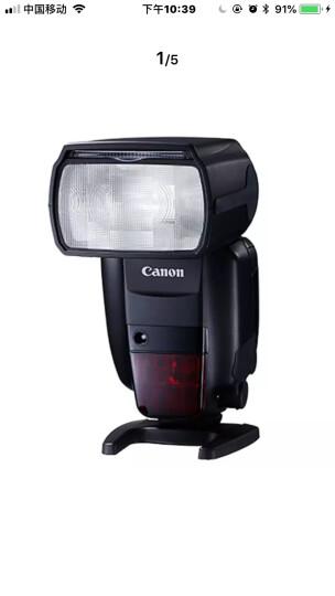 佳能(Canon) 原装外接/外置闪光灯/原厂电池盒手柄/适用于EOS数码单反相机 电池盒兼手柄BG-E18(适用760D/750D) 晒单图
