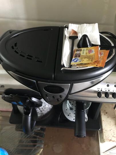 东菱(Donlim)咖啡机 家用半全自动商用意式美式二合一 DL-KF7001 晒单图