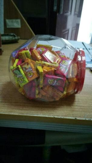 真知棒水果糖棒棒糖约108支1020g大桶礼盒装 晒单图