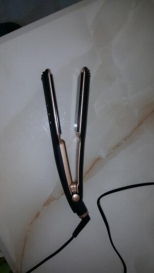 奔腾(POVOS) 直发器 卷发棒 卷直两用干湿两用蒸汽排孔 外翻内扣直发夹板 PR2028 晒单图