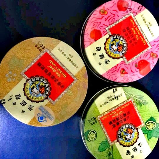 泰国进口 京都念慈蓭柠檬草薄荷糖 60g 润喉糖 糖果零食 硬糖 晒单图