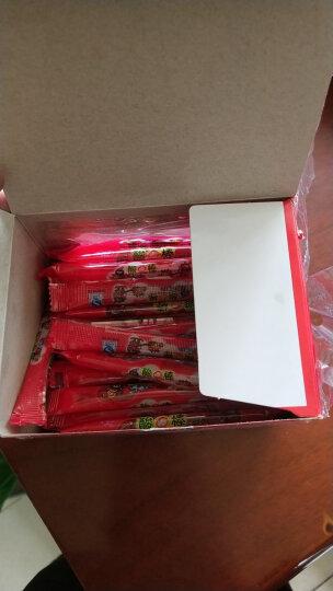 酸Q棒软糖夹心粘牙糖拉丝糖牙签年货糖果零食水果味8090后怀旧食品 草莓味x1盒 晒单图