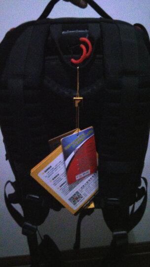 安诺格尔(ainogirl) 摄影包相机包双肩适用佳能尼康数码单反摄像机背包 单反相机包 精装功能安诺版(黑黄大号) 晒单图