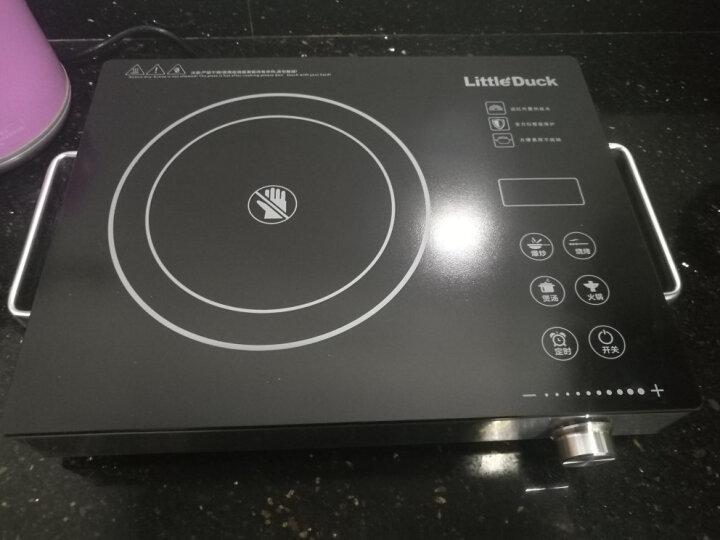 小鸭 (LittleDuck) 电陶炉802电磁炉升级微晶面板双控大功率不挑锅电陶炉 电陶炉802 黑色 晒单图