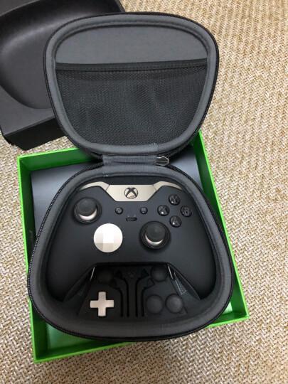 微软(Microsoft) Xbox One国行手柄无线控制器蓝牙 带3.5mm耳机接头 Xbox one&PC通用手柄 页岩灰 晒单图