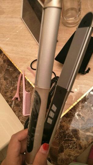 lena 卷发棒 卷直两用 纳米银离子直发器夹板 30秒速热卷发器 刘海梨花懒人卷  LN-112 晒单图