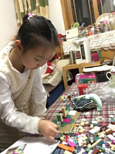 乐高LEGO心湖城好朋友/迪士尼公主冰雪奇缘女孩小颗粒塑料积木6周岁+拼插玩具 41160 小美人鱼爱丽儿的海边城堡 晒单图