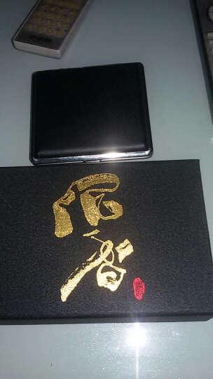 龍隐 沉香烟丝 六星满油特级醇香越南芽庄烟片烟插烟条 商务礼品 香醇清雅 竹盒套装 两盒10克  礼盒装 特级醇香 晒单图