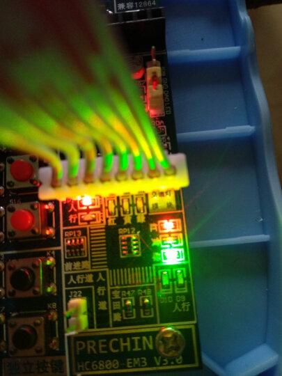 德飞莱 51单片机开发板 单片机 学习板开发板 实验板 套件 晒单图