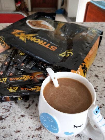 越南咖啡 进口中原g7咖啡浓醇3合1速溶咖啡1200g(48条) 晒单图