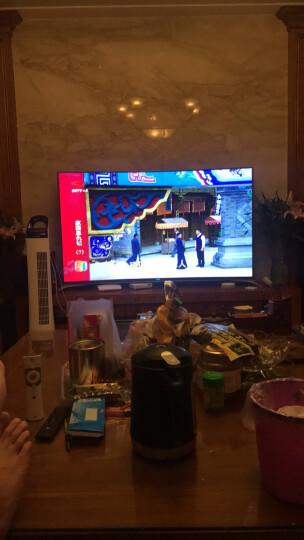 长虹65Q3EU(CHANGHONG) 65英寸曲面4K超高清HDR智能语音网络液晶护眼曲面启客电视 晒单图