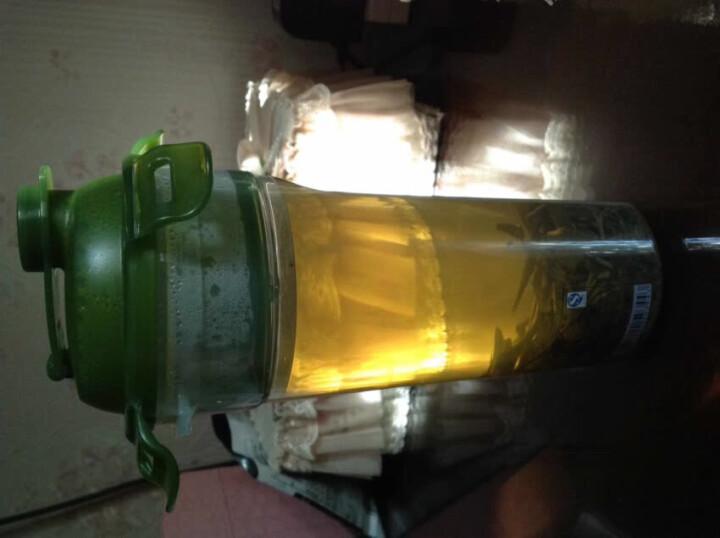 乐扣乐扣 大容量塑料水杯 果汁杯 茶水分离杯 保鲜盒饭盒 含茶网茶隔茶杯 密封家用杯子 特惠组合 600ml+690ml 晒单图