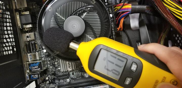 ARCTIC CPU散热器 (Intel平台1150/1151/1155/1156/4pin温控风扇/HTPC小机箱散热器/附带硅脂/11LP) 晒单图