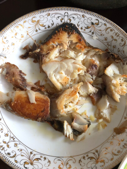 益优果(yiyouguo) 海南三亚新鲜海鲜海鱼 马鲛鱼 整箱4kg顺丰配送 晒单图