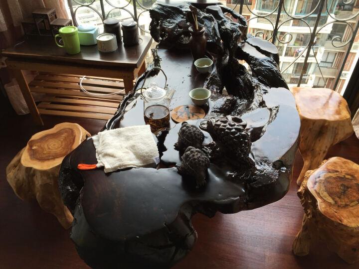 框广(frame art) 实木根雕茶几楠木 实木茶台原木树根功夫茶桌茶海 确保正品 18012916 晒单图