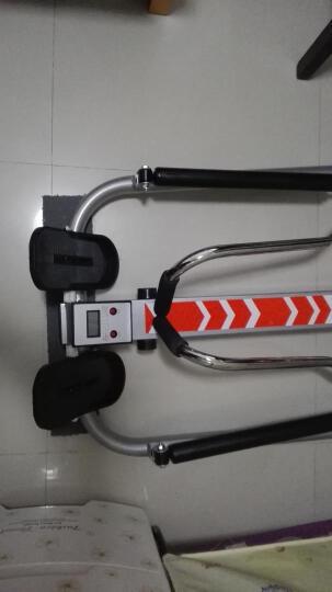 水晶CRYSTAL健身器材家用划船机划船器全身运动减肥机 浅灰色 晒单图