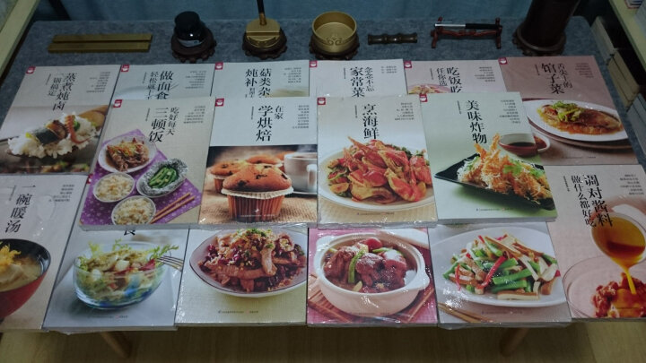 菇类杂粮炖补料理大收录(好食尚书系—值得你拥有的食物健康书) 晒单图