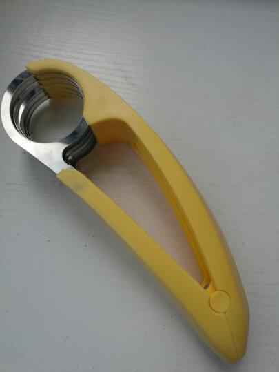 香蕉切片器小颗柠檬切片刀水果沙拉火腿肠切片器ZB489 晒单图