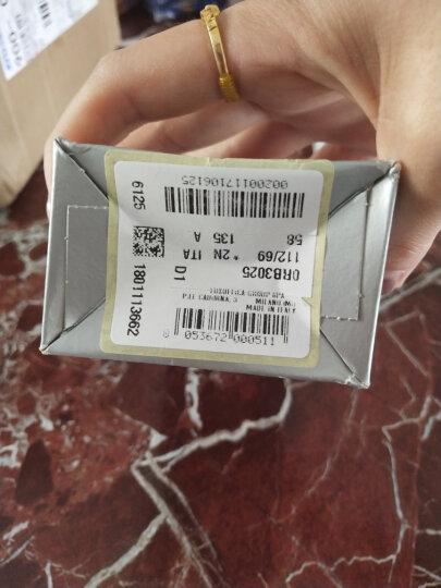 RayBan雷朋太阳镜蛤蟆飞行员形酷炫潮流彩膜反光镜面系列RB3025 可定制 112/69金色镜框橘色反光镜片 尺寸58 晒单图