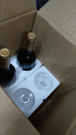 法国原酒进口甜红酒 半干红甜型葡萄酒 2支装 特价送酒杯酒具750ml*2 晒单图