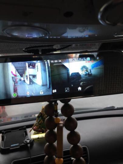 ?凌度 智能行车记录仪 高清夜视 前后双镜头倒车影像车载后视镜导航 电子狗预警测速仪一体机 4G云镜 7吋升级版单镜头+32G卡(官方标配) 晒单图