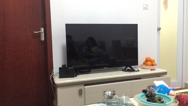 飞利浦(PHILIPS) 43英寸全高清1080P智能网络WIFI液晶LED平板电视机 彩电 黑色 标配底座-壁挂挂架 晒单图
