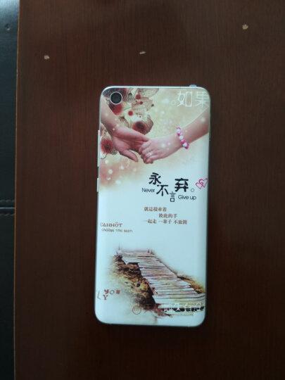 I-FUAUF 小米5电池后盖 小米5手机壳 手机保护套电池外壳 适用于小米5/MI5 小米5电池盖-永不言弃 晒单图