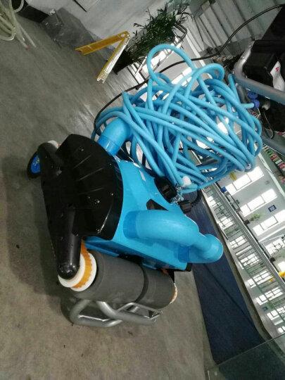 POOLMATE游泳池全自动吸污机水池底清洁机器人水下吸尘器水龟 全自动吸污机配件-叶轮盖(不含机器) 晒单图