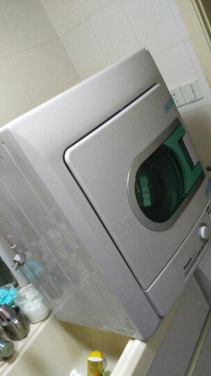 松下(Panasonic) NH45-19T 4.5公斤干衣机家用滚筒烘干机恒温 防皱 即干即穿 晒单图